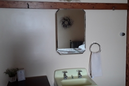 Room 1 sink