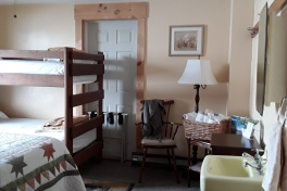 Room 1 entrance